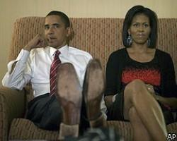 Обама обвинил тех, кто заявляет о более сильной позиции Москвы