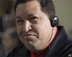 У.Чавес снова едет лечиться на Кубу