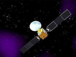 Обломки спутника NASA вошли в атмосферу Земли . ВИДЕО