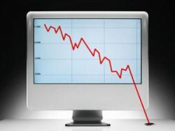 Bloomberg : Выручка 50 крупнейших российских компаний  резко снизится в ближайшие 12 месяцев.