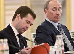 В.Путин объявит состав нового правительства до инаугурации