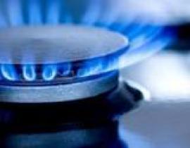 Украина сократила месячное потребление газа почти на треть
