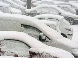 В Грузии снегопад отрезал 18 сел от внешнего мира