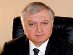 Армянский министр не коснулся вопроса о несостоявшейся встречи президентов