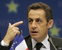 Безопасность в Европе: Саркози между Россией и НАТО