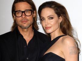 Анжелина Джоли подарила Брэду Питту настоящий водопад