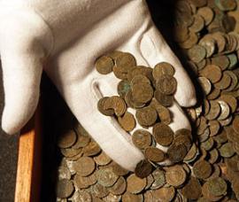 В Краснодарском крае найден гигантский клад античных монет