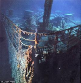 Судно с грузом советской платины нашли на дне Атлантики