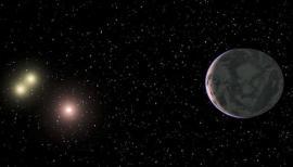 Ученые обнаружили звезду, излучение которой сравнимо с энергией, выделяемой 10 млн солнц