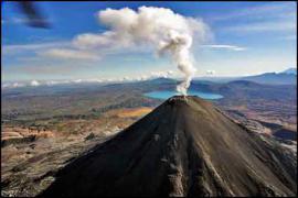 В Чили введен режим ЧП из-за извержения вулкана Кальбуко