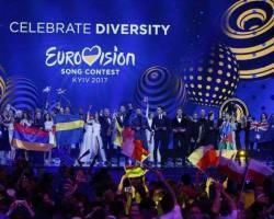 """На Евровидении армянские дикторы не объявили """"Азербайджан"""""""