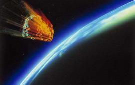 Ударная волна от челябинского метеорита дважды обогнула Землю