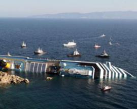 Число жертв крушения круизного судна в Китае возросло до 65 человек