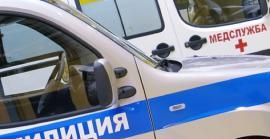 В Чечне самолет столкнулся с автомобилем : Видео