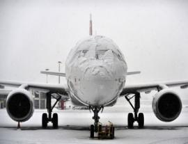 Самолет Lufthansa совершил экстренную посадку в Москве