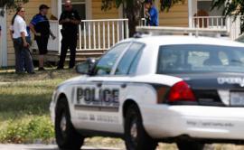 В доме убийцы пожарных нашли обгоревшее тело