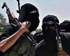 Российская авиация уничтожила бронетехнику ИГИЛ