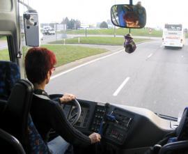 В Иваново прошел конкурс лучших водителей автобуса в России