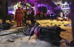 В Бангкоке прогремел взрыв, 12 человек погибли
