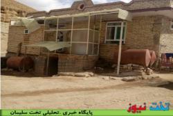Российские ракеты упали на азербайджанскую деревню Гызгапан