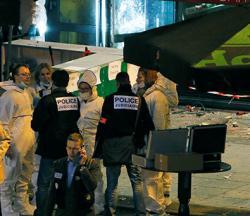 Террористическая атака на Париж: 140 погибших
