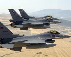 Турецкие ВВС сбили российский истребитель