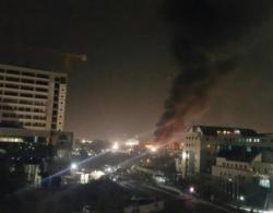 В турецкой столице Анкаре прогремел мощный взрыв.