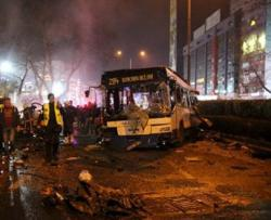 Число жертв теракта в Анкаре достигло 25