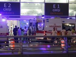Перестрелка в стамбульском аэропорту