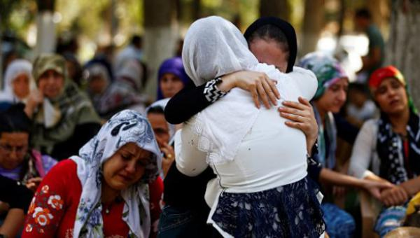 Теракт в Турции устроил 12-летний смертник