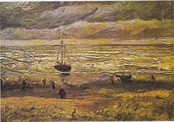 Пропавшие картины Ван Гога нашли у мафии