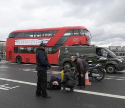 Двойной теракт у парламента Великобритании