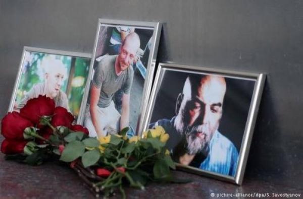 Орхана Джемаля не могут похоронить Заявление Максима Шевченко