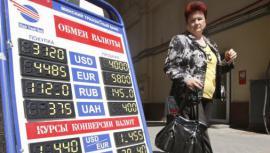 Рубль вновь оказался на историческом минимуме