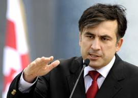 Саакашвили пообещал спеть для СБУ