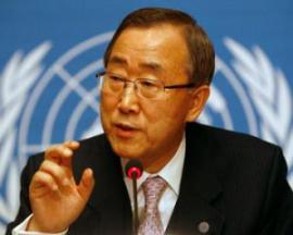 Генсек ООН: «Военный ответ на угрозу ИГ может привести к радикализации других групп»