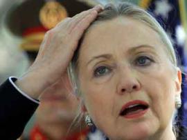 Хиллари Клинтон пригрозила Ирану из Израиля