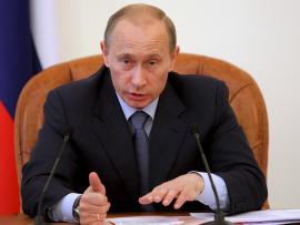 Путин отказался от визита во Францию