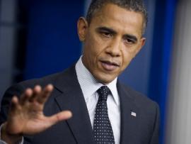 Б.Обама признал повстанцев законной властью Сирии