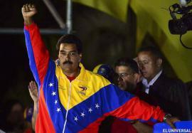 Президент Венесуэлы подарил дом женщине, кинувшей в него плодом манго