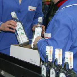 Минимальные цены на водку выросли в России на 10,5%