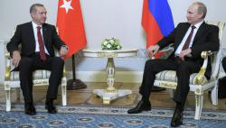"""Российский министр: """"Санкции против Турции временны"""""""