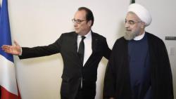 Франция и Иран заключили 20 соглашений