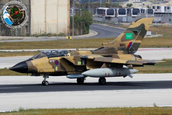 Самолеты ВВС Саудовской Аравии уже в Турции