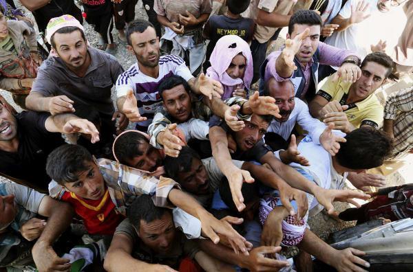 Россия может стать «второй Турцией» из-за наплыва беженцев