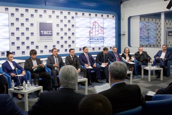 14 апреля в Москве  состоялось пленарное заседание Московского Кавказского клуба