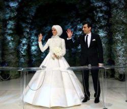 Свадьбу дочери Эрдогана посетили 6 тыс. гостей.