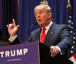 Трамп: «Россия — это страна, с которой нам нужно ладить»