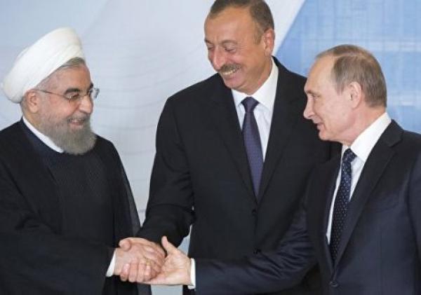 Москва, Тегеран и Баку договорились об урегулировании конфликтов