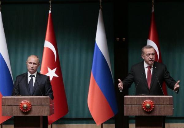 Путин: «Россия в полном объеме восстановит отношения с Турцией»